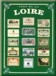 Chic Style Vintage French Metal Loire Wine Sign Plaque